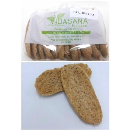 Pan Dextrinado de salvados de avena y salvado de trigo