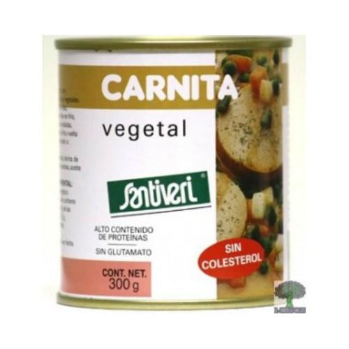 Carnita Vegetal 100% Santiveri