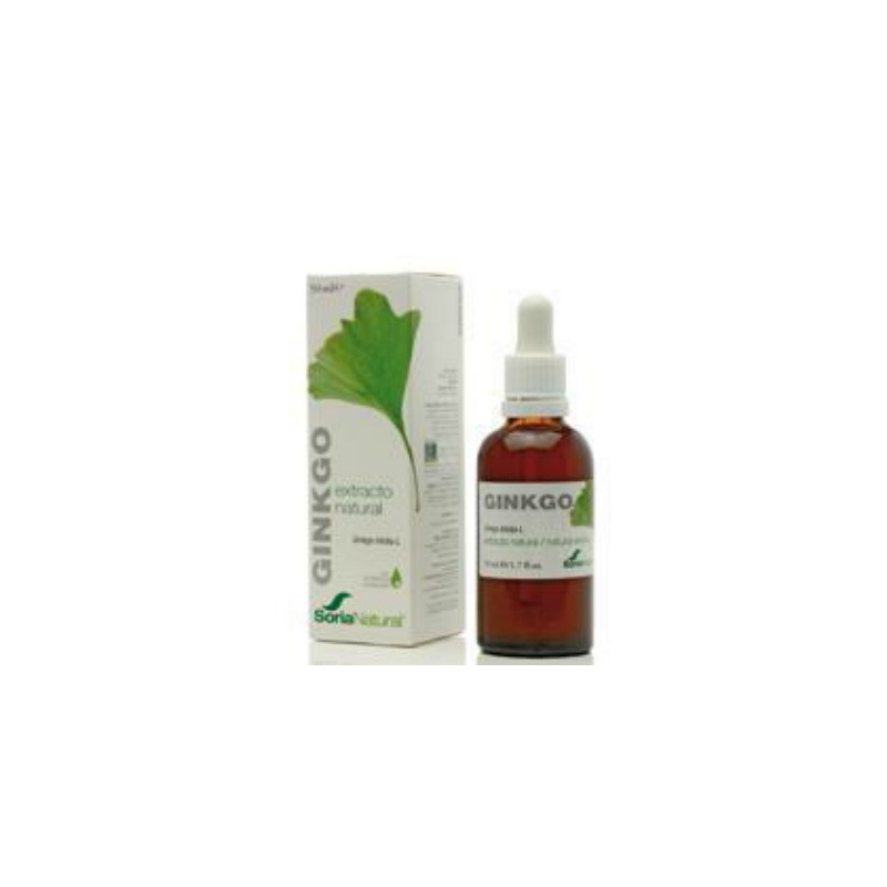 Ginkgo Biloba Extracto Natural de Soria Natural