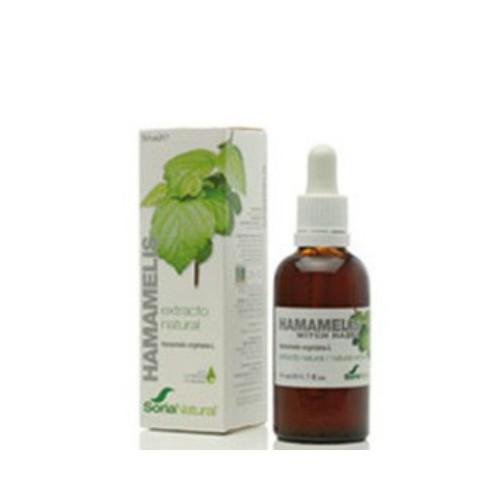Hamamelis Extracto natural Soria Natural