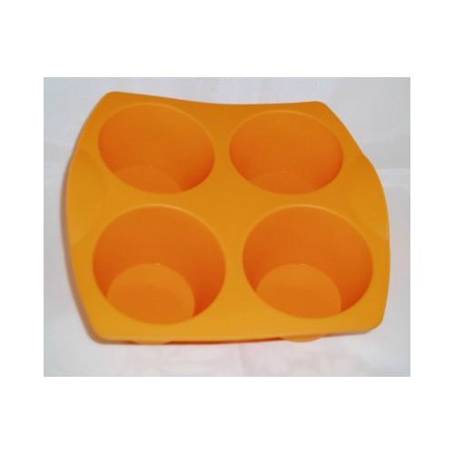 Molde de silicona para muffins