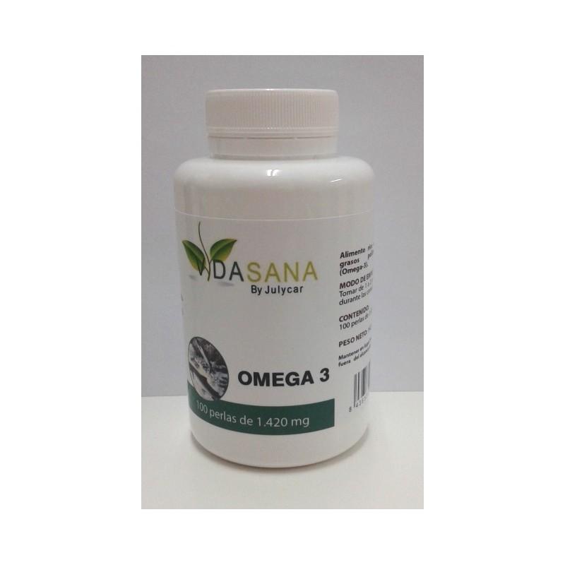 Omega 3 VidaSanaByJulycar