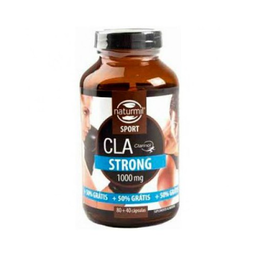 Cla Strong 1000mg. 40 + 20 Naturmil