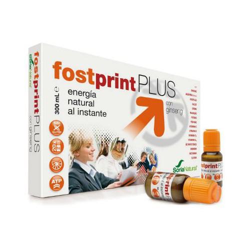 Fostprint Plus con ginseng Soria Natural