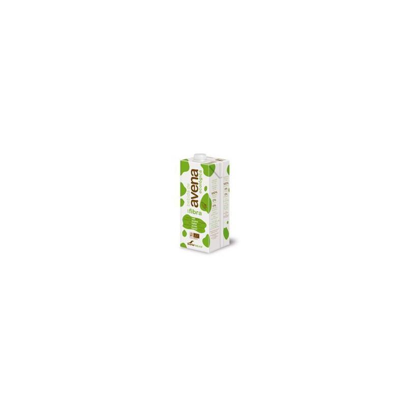 Bebida de avena con fibra BIO Soria Natural