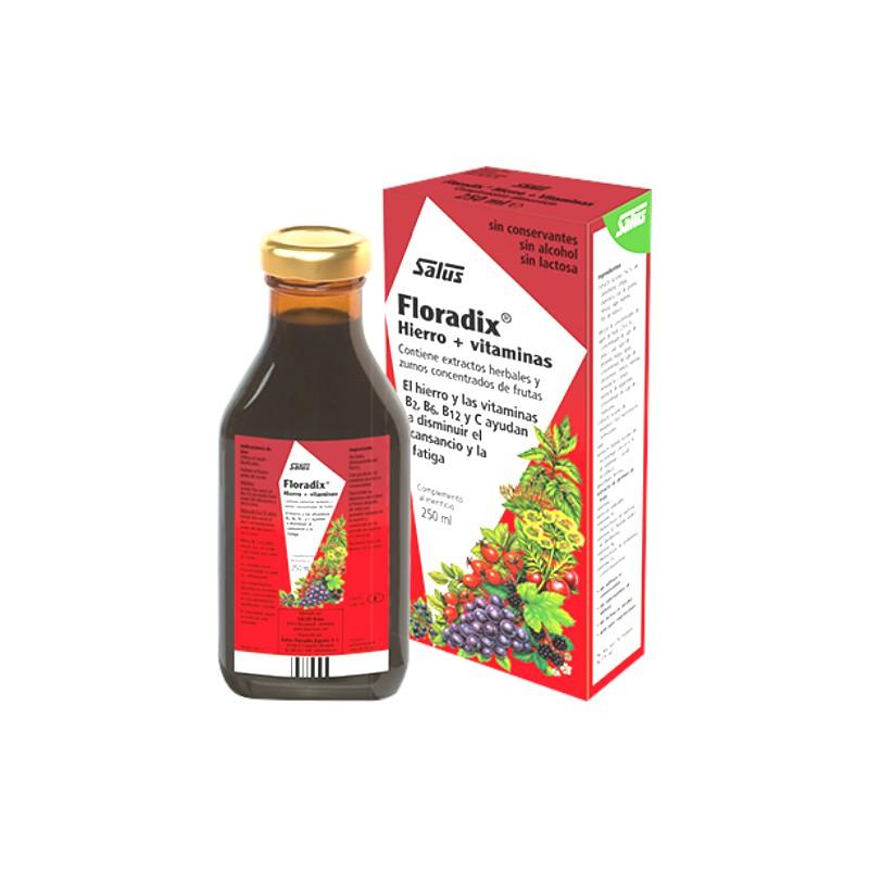 Floradix Hierro + Vitaminas