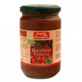 Salsa boloñesa vegetal ESPIGA BIOLÓGICA