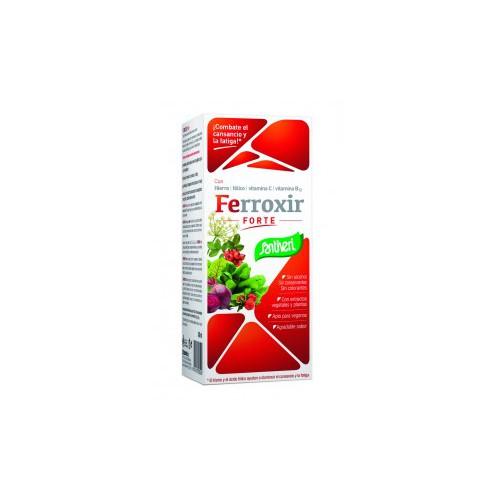 Ferroxir Forte Jarabe Santiveri