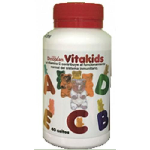 Vitakids (vitaminas infantiles ositos-gominolas)