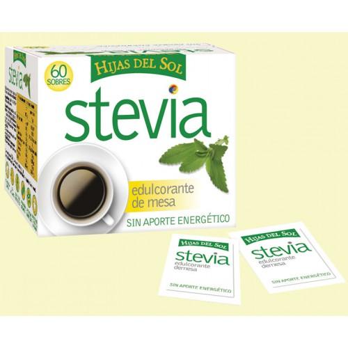 Stevia sobres individuales Hijas del Sol