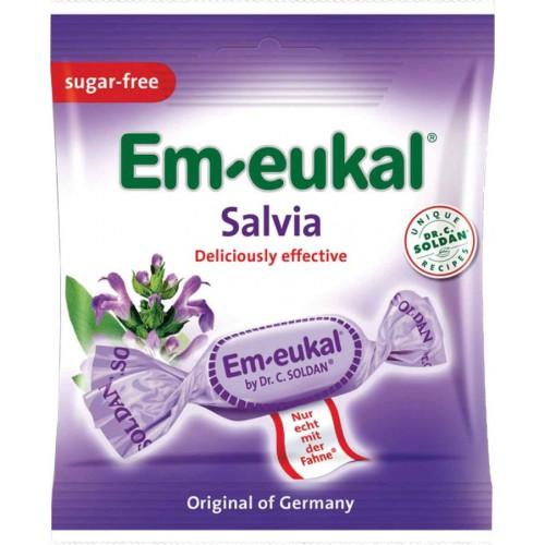Caramelos de salvia sin azúcar