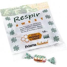 Caramelos respir con própolis y stevia