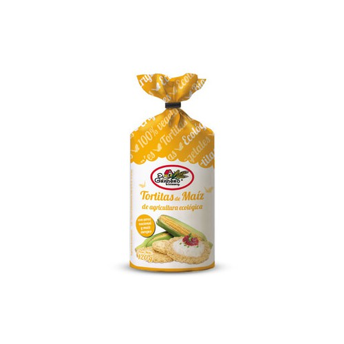 Tortitas de maiz 100% BIO