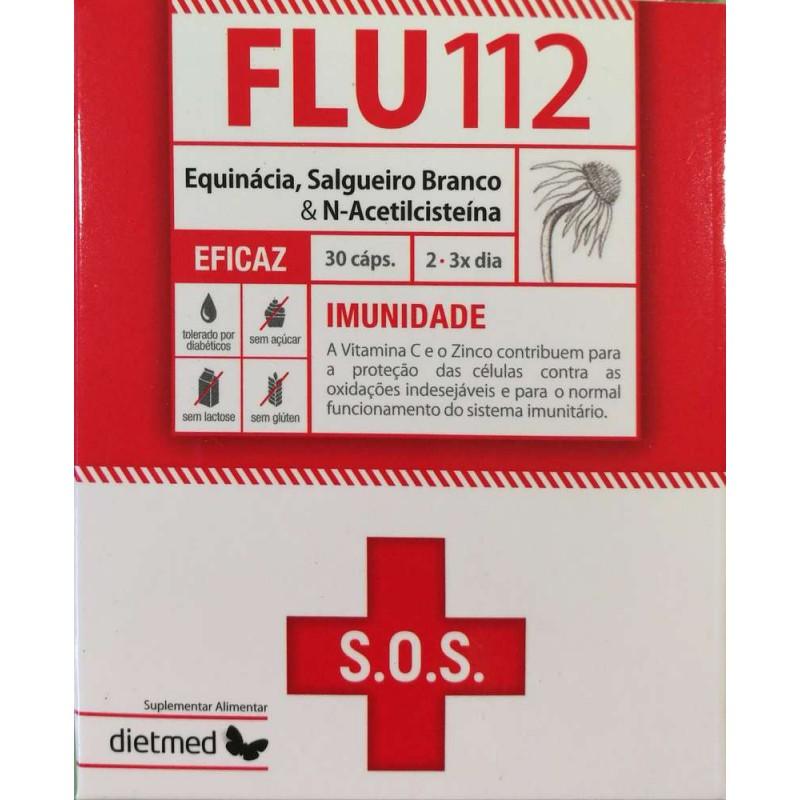 FLU 112 antigripal