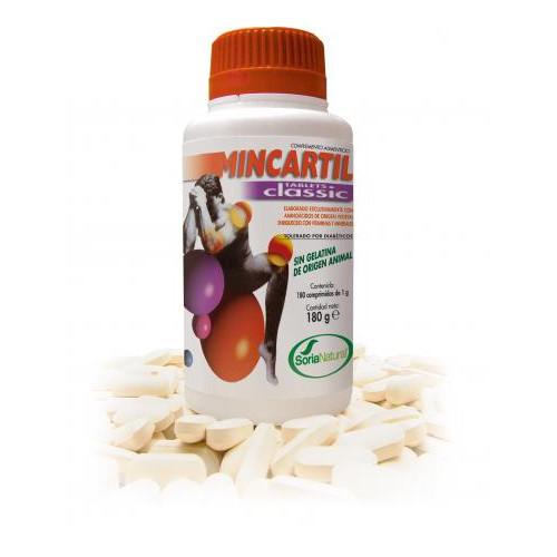 Mincartil tablets classic