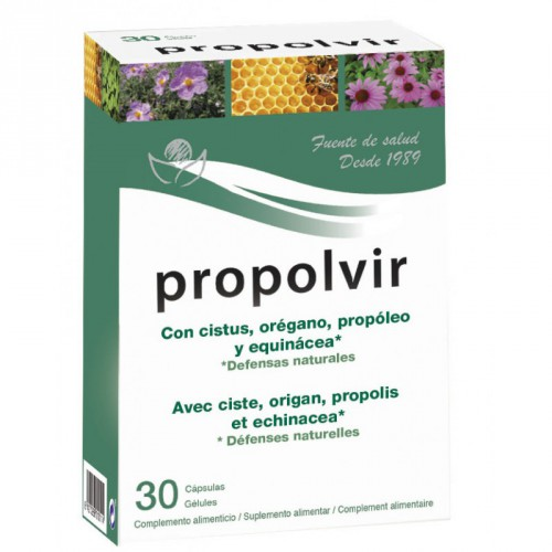 Propolvir defensas naturales