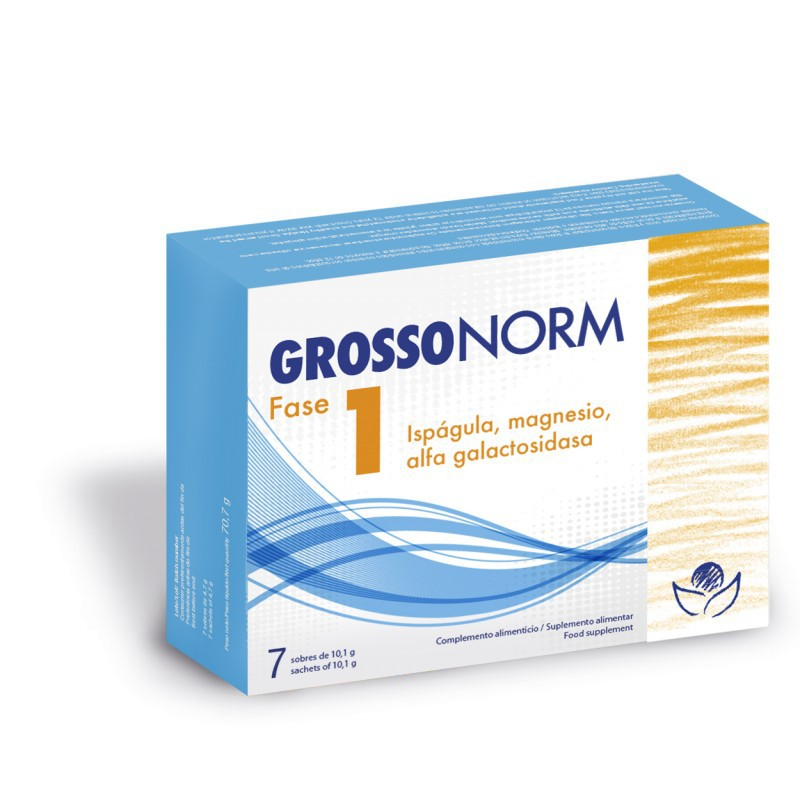 GROSSONORM FASE 1 Y GROSSONORM FASE 2