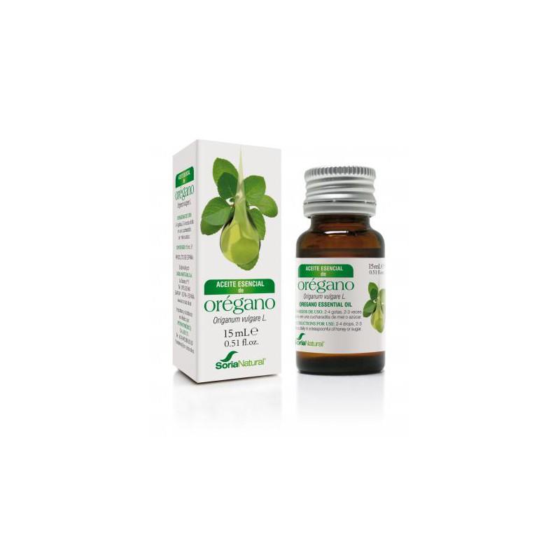 Orégano Aceite esencial