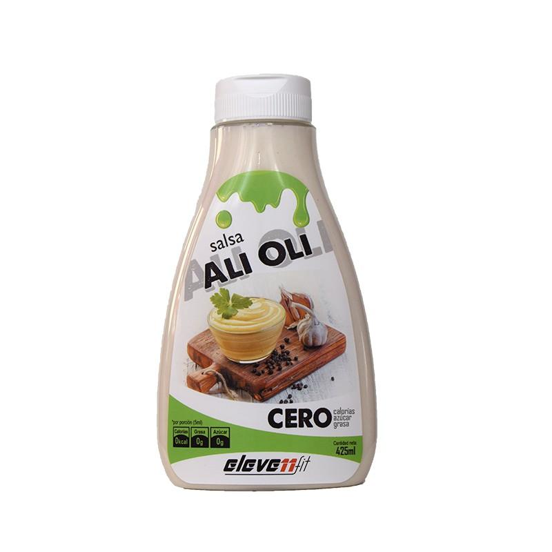 Salsa Ali-Oli 0% azúcares ELEVENFIT