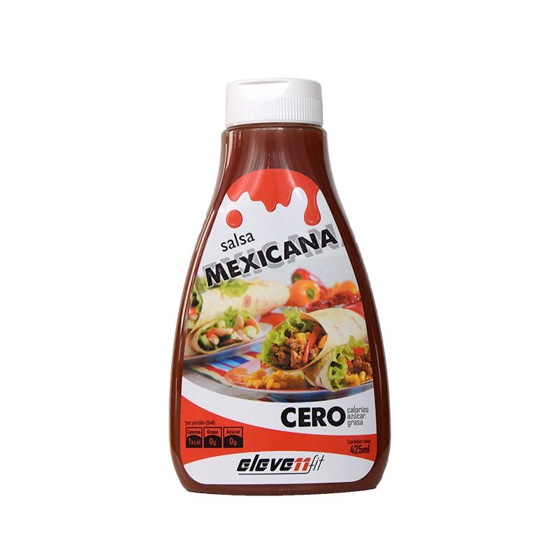 Salsa sabor Mexicana 0% azúcares ELEVENFIT