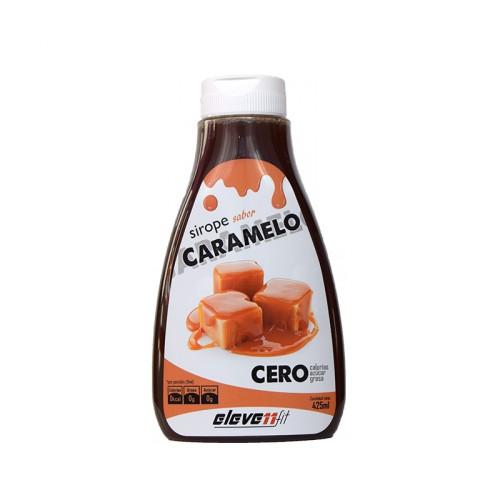 Sirope caramelo 0% azúcares ELEVENFIT