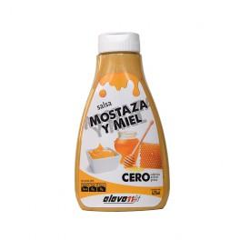 Salsa mostaza y miel 0% sin azúcar ELEVEN FIT