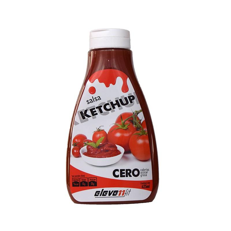 Ketchup o% sin azúcares