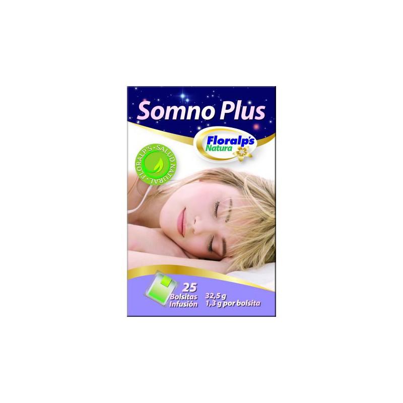 Somno Plus infusiones