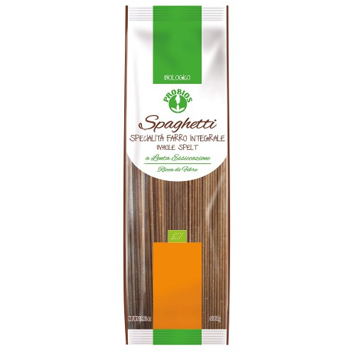 Espagueti integral de Espelta BIO