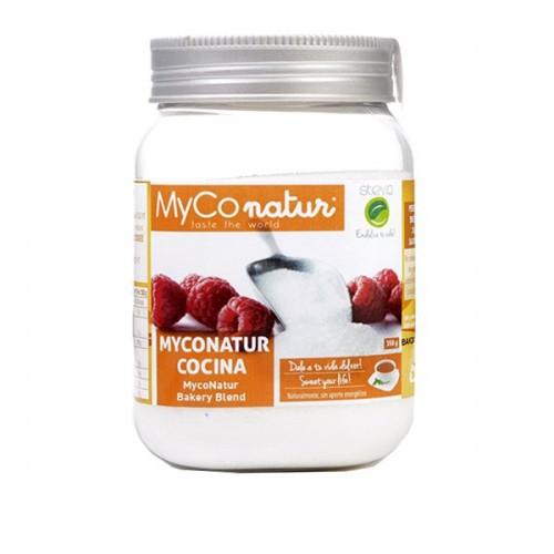 Erythritol 98% + Stevia 2% edulcorante Myconatur Cocina