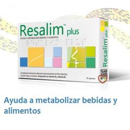Resalim plus ( ayuda a metabolizar bebidas y alimentos - reduce la resaca)