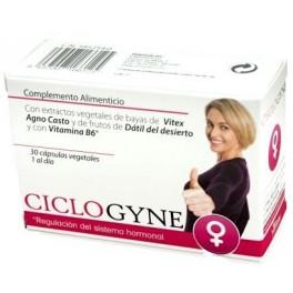 Ciclogyne reguldor del sistema hormonal