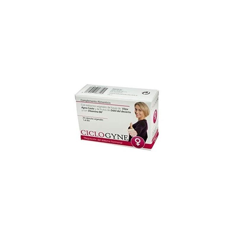 CICLOGYNE (regulacion hormonal)