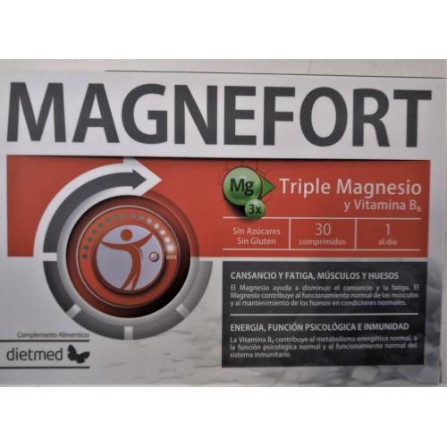 MAGNEFORT (triple magnesio) con vitamina B6