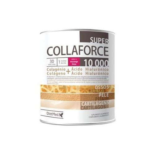 Super Collaforce 10.000 (colageno y acido hialuronico) de Dietmed