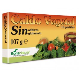 Caldo vegetal 10 pastillas