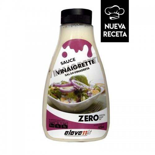Salsa Vinagreta 0% azúcares ELEVENFIT