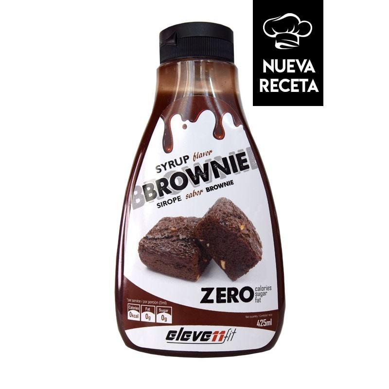 Sirope Brownie 0% azúcares ELEVENFIT