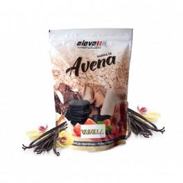 Harina de Avena sabor vainilla con edulcorante
