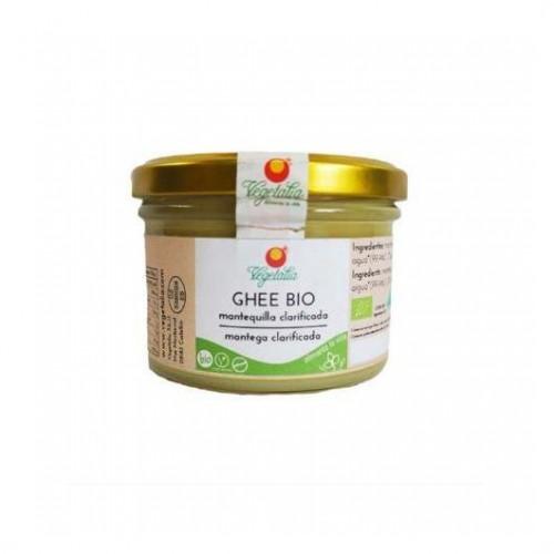 Ghee / mantequilla clarificada BIO