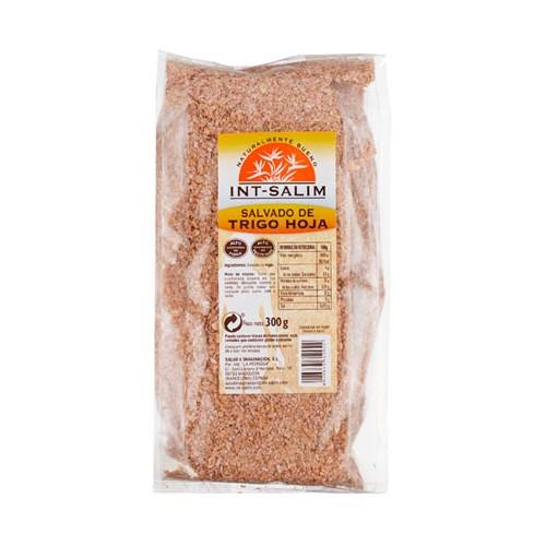 Salvado de trigo grueso integral