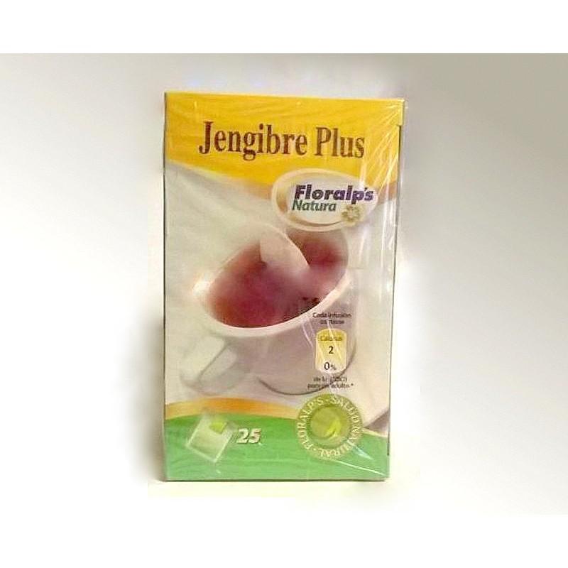 INFUSION JENGIBRE PLUS