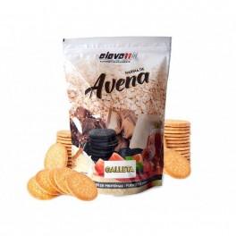 Harina de Avena sabor galleta con edulcorante