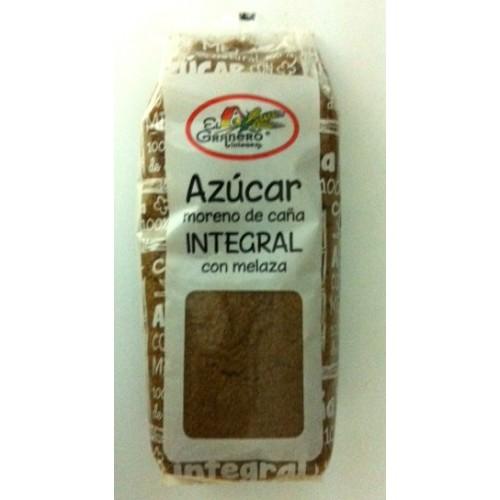 Azúcar moreno de caña Integral con melaza EL GRANERO