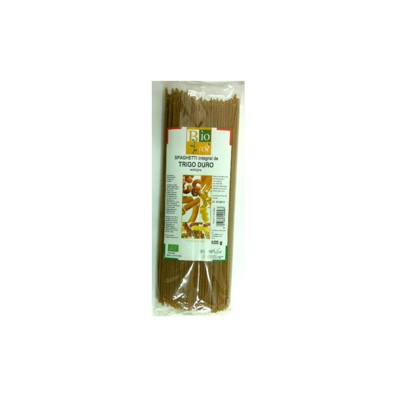 Spaghetti integral de trigo duro BIOCOSÍ