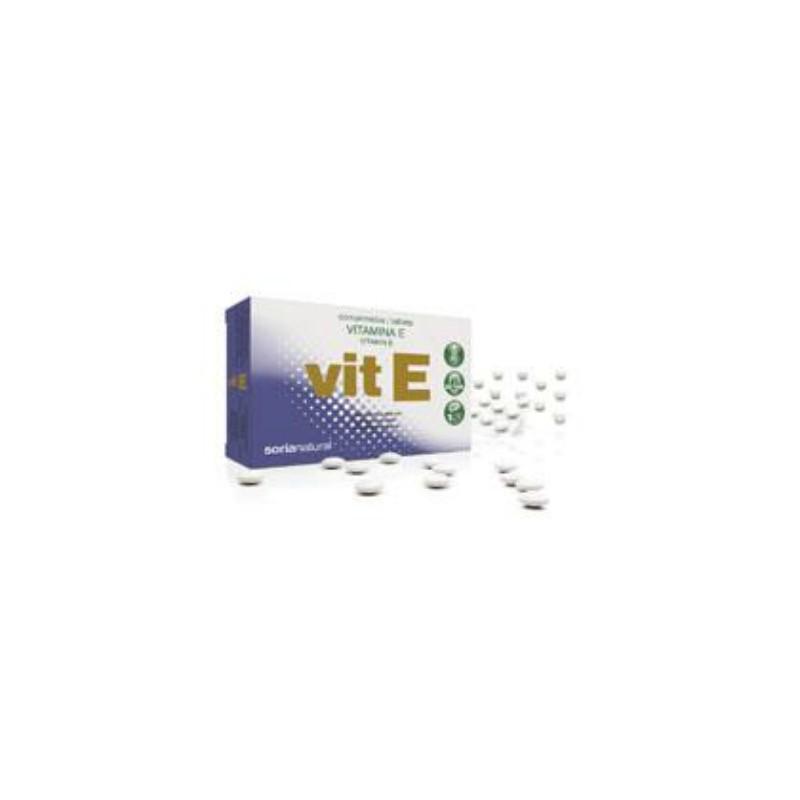 Vitamina E Soria Natural comprimidos