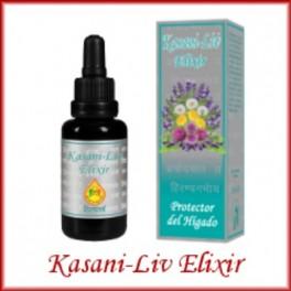 Elixir Kasani-Liv Protector del Hígado