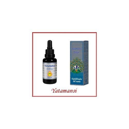 Elixir Yatamansi Equilibrador del sueño