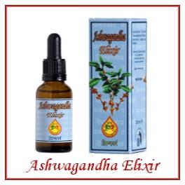 Elixir Ashwagandha descanso profundo
