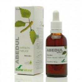 Abedul Extracto Natural de Soria Natural